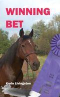Cover - Winning Bet - by Karin Livingston - MyHoofprints