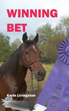 Cover shot of Winning Bet by Karin Livingston.
