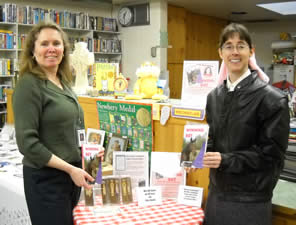 Saint Joseph Catholic School book fair and Winning Bet teamed up for a winning event!