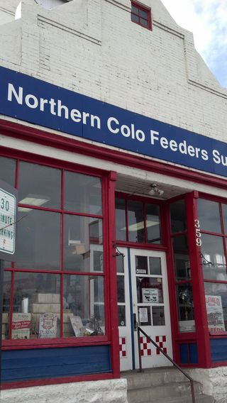 Norther Colorado Feeders Supply store front - Fort Collins - Colorado - 80521