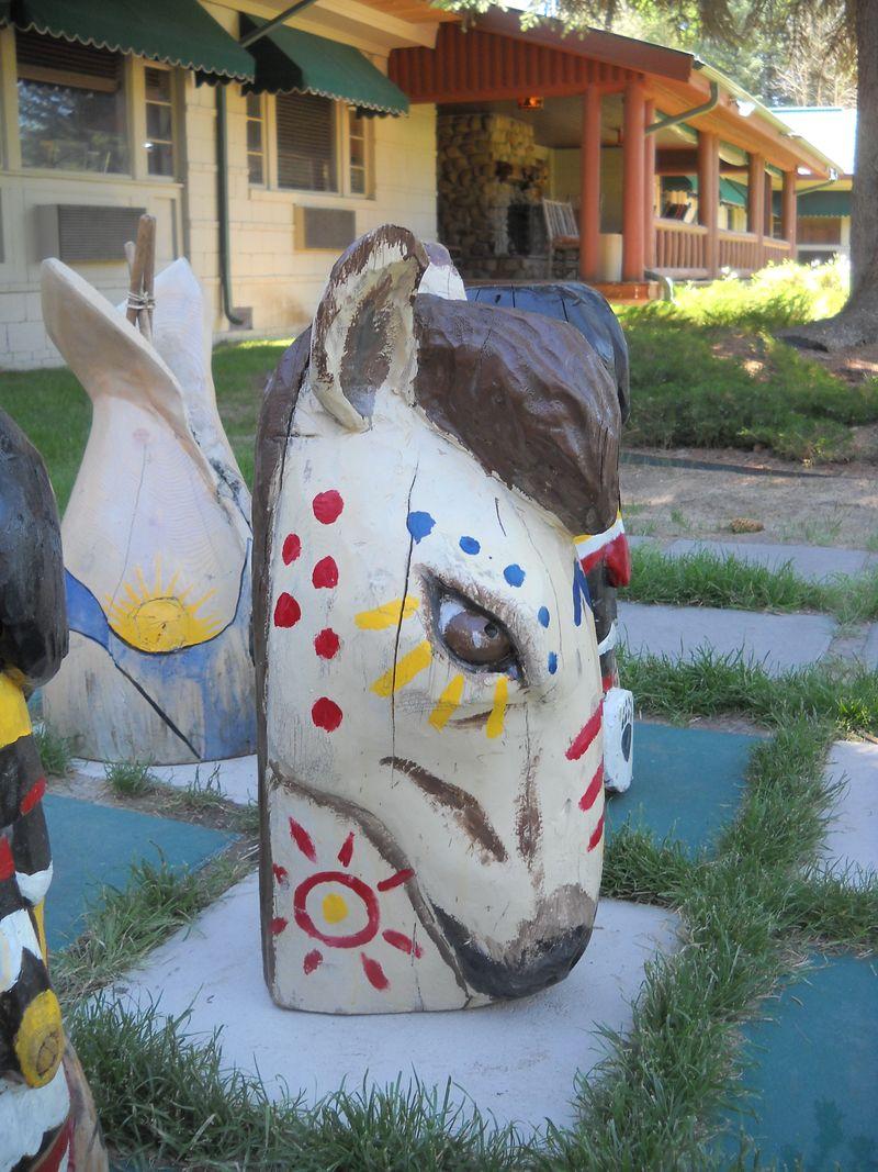Knight horse chess piece (3)