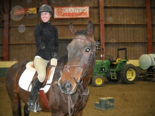 CSU fall schooling show - Kalvin - Poudre River Stables - Fort Collins - Colorado - 80521